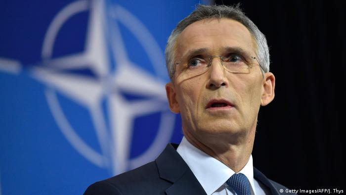 NATO Secretary General Jens Stoltenberg (Getty Images/AFP/J. Thys)