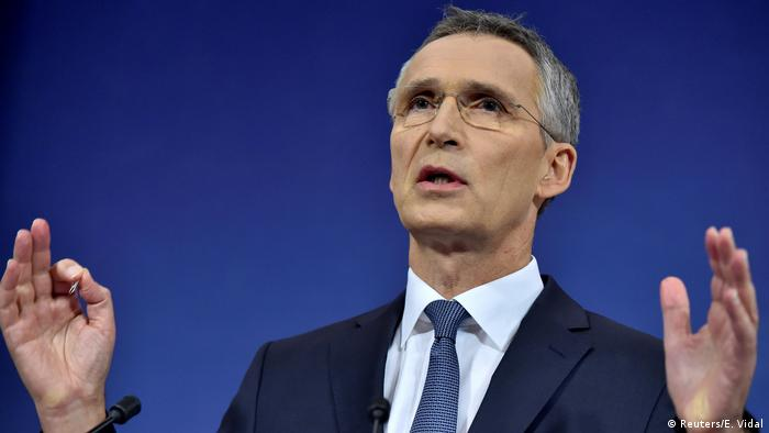 НАТО предложила Великобритании помощь в расследовании отравления Скрипаля