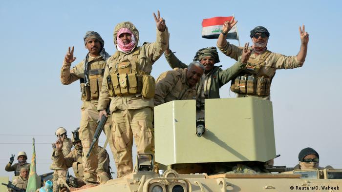 Армия Ирака начала операцию по освобождению от ИГ последнего участка страны