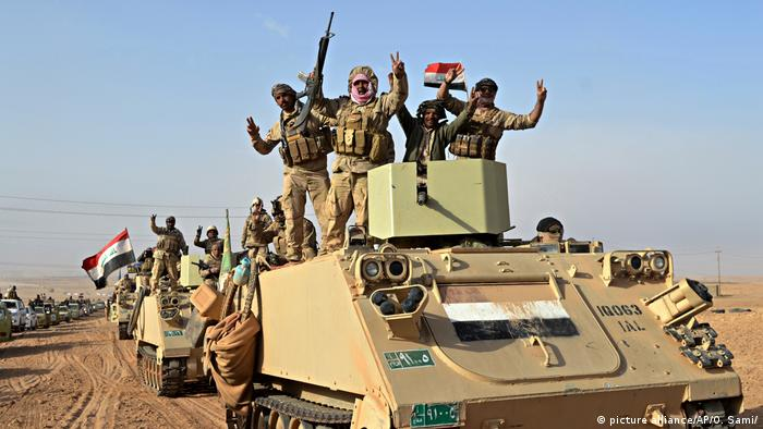 Irak - Rawa vom IS befreit (picture alliance/AP/O. Sami/)