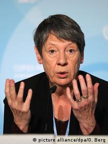 Deutschland Weltklimakonferenz COP 23 - Barbara Hendricks