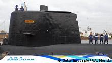 Argentinen - vermisstes U-Boot