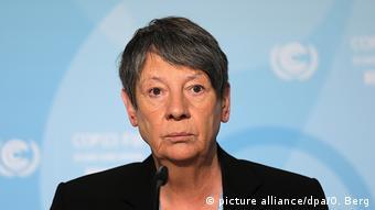 German Environment Minister Barbara Hendricks at COP23