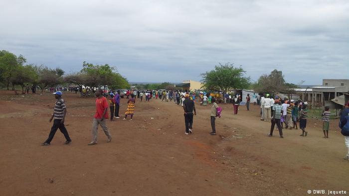 Mosambik Region von Garagwa