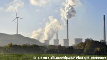 Deutschland Kohlekraftwerk in Gelsenkirchen
