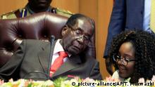 Robert Mugabe (picture-alliance/AP/T. Mukwazhi)