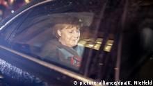 Die Kanzlerin lässt nicht locker: Am Wochenende will sie nochmals alle Themen aufrufen