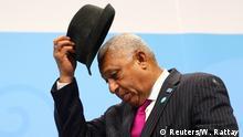 Deutschland Weltklimakonferenz COP23