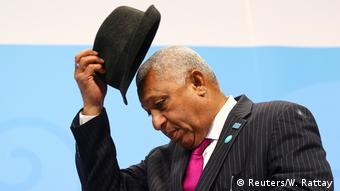 Deutschland Weltklimakonferenz COP23 (Reuters/W. Rattay )