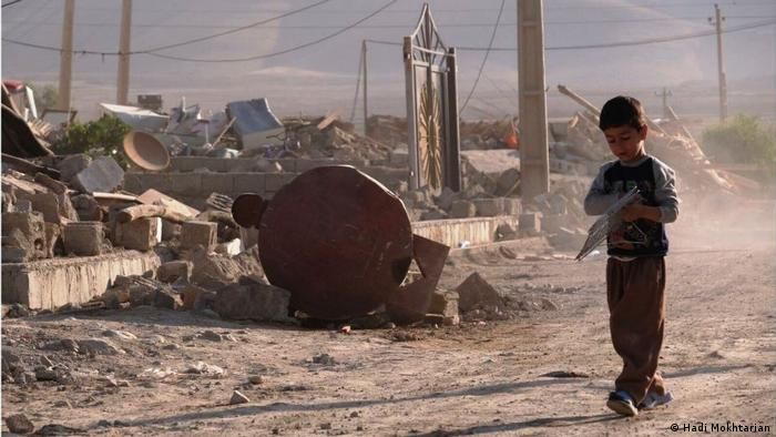 Iran Erdbeben in Kermanshah (Hadi Mokhtarian)