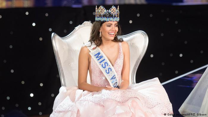 Miss World 2016: Stephanie Del Valle (Getty Images/AFP/Z. Gibson)