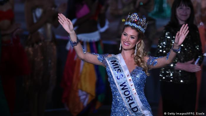 Miss World 2015: Mireia Lalaguna (Getty Images/AFP/J. Eisele)