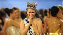 Miss World 2010 Alexandria Mills