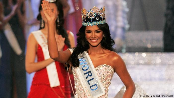 Miss World 2011: Ivian Sarcos (Getty Images/J. O'Donnell)