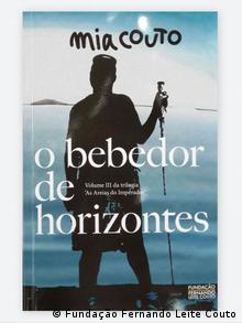 Buchcover - Bebedor de Horizontes von Mia Couto