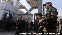 Ägypten öffnet Grenze zum Gazastreifen für drei Tage