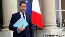 Frankreich Christophe Castaner wird Chef der französischen Regierungspartei