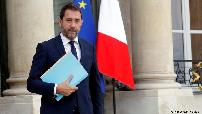 Министерство внутренних дел Франции возглавил соратник Макрона ...