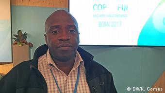 COP23 Klimakonferenz in Bonn Robert Bakika
