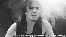 ACDC Malcolm Young verstorben