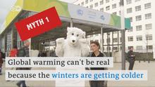 COP23 Klimakonferenz in Bonn Busting climate myths