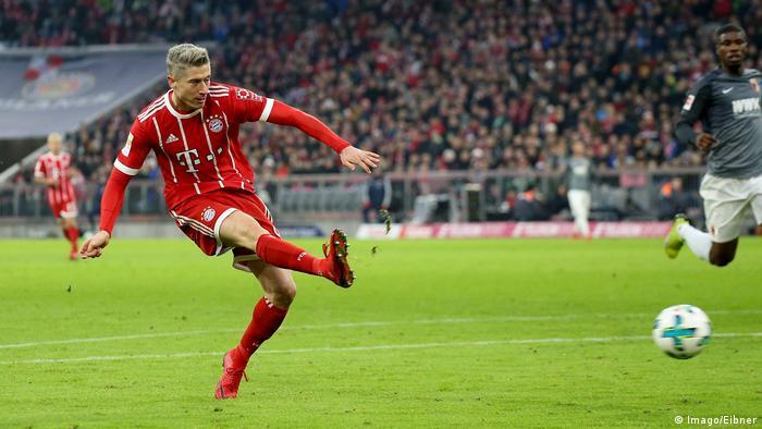 Fußball Bundesliga FC Bayern - FC Augsburg (Imago/Eibner)
