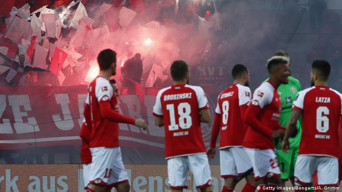 Deutschland 1. FSV Mainz 05 v 1. FC Köln - Bundesliga (Getty Images/Bongarts/A. Grimm)