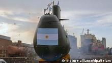 Argentinisches U-Boot verschollen (picture alliance/dpa/telam)