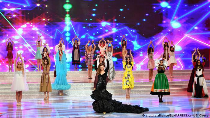 Show zur Miss World 2017 (picture alliance/ZUMAPRESS.com/G. Cheng)