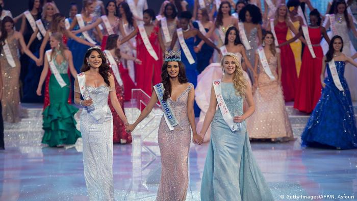 Miss World 2017 (Getty Images/AFP/N. Asfouri)