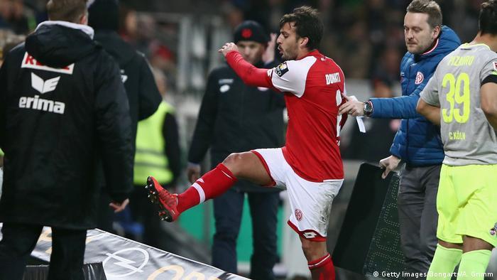 Deutschland 1. FSV Mainz 05 v 1. FC Koeln - Bundesliga