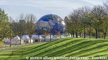Deutschland Das COP 23 Gelände der UN-Klimakonferenz in Bonn