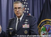 Генерал Джон Хайтен, очільник Стратегічного командування США, відповідальний за ядерний арсенал країни