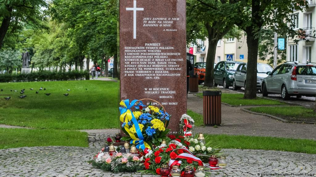 Poland and Ukraine in spat over WWII exhumations | News | DW