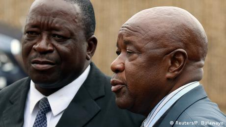 ZANU-PF fired Mugbe from leadership
