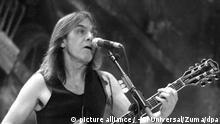 AC/DC-Gitarrist Malcolm Young gestorben