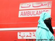 "Машина ""швидкої допомоги"" в Марокко (архівне фото)"