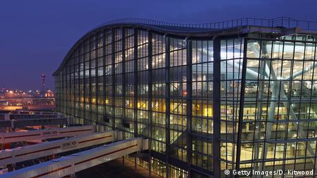UK Flughafen Heathrow Terminal 5 (Getty Images/D. Kitwood)
