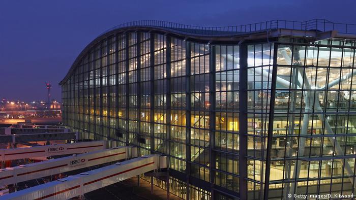 UK Flughafen Heathrow Terminal 5