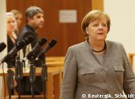 Анґела Меркель заявила, що готова до нових виборів