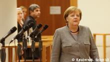 Deutschland Sondierungsgespräche in Berlin | Merkel