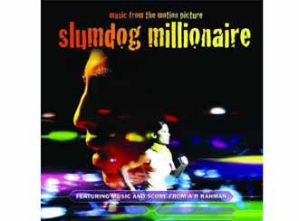 CD-Cover Slumdog Millionaire (Quelle: Interscope)