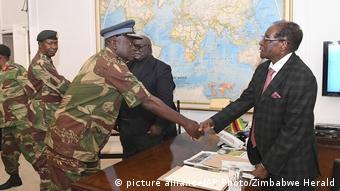 Simbabwe Mugabe verkündet bei TV-Ansprache nicht wie erwartet Rücktritt