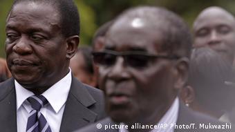 Simbabwe Mugabe verkündet bei TV-Ansprache nicht wie erwartet Rücktritt | Emmerson Mnangagwa