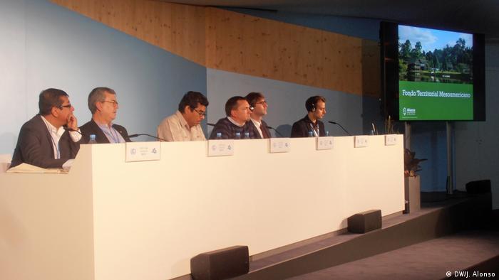 Deutschland COP 23 | Mesoamerican Territorial Fund Konferenz