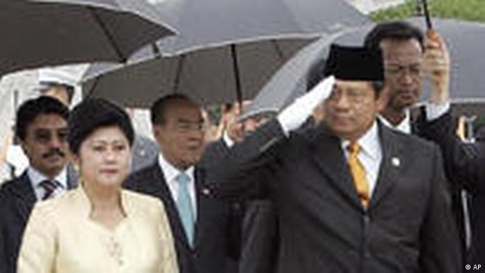 Susilo Bambang Yudhoyono (AP)