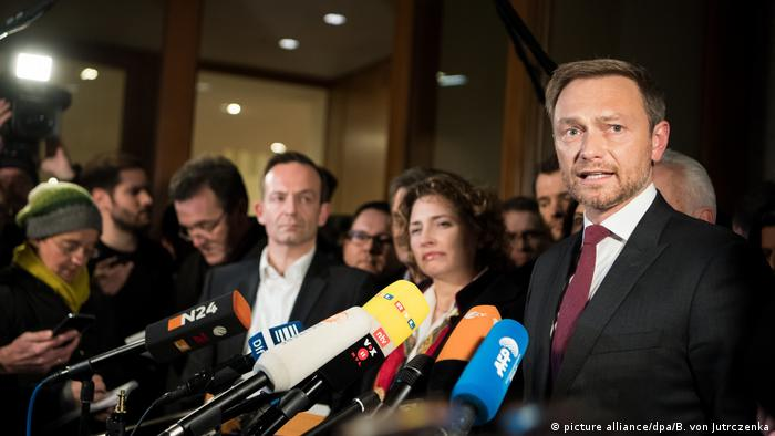 Lindner pulls the plug on the coalition