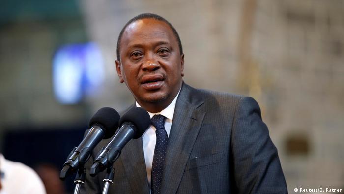 Posse de Uhuru Kenyatta deve ocorrer a 28 de novembro