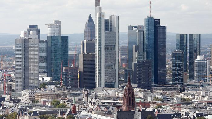 Frankfurt Skyline (Getty Images/R. Orlowski)