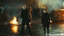 Szene aus dem Film Diese Nacht